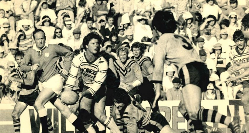 Five-eighth/lock Ian Martin (159 games) won first grade premierships with the Sea Eagles in 1972, '73, '76 and '78.