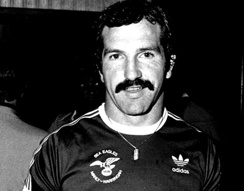 Full-back/centre John Dorahy scored six tries in 27 matches for the Sea Eagles from 1980-81.