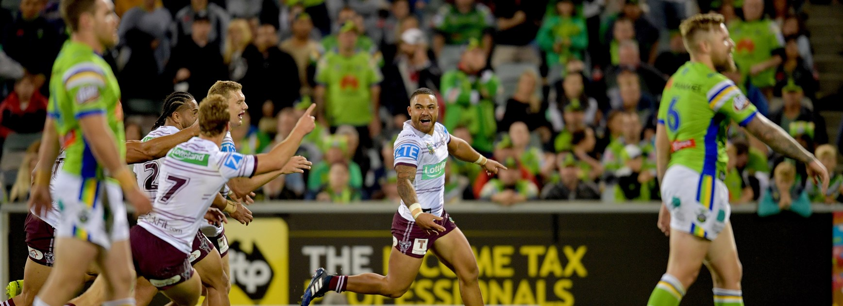 On The Record: Sea Eagles wins at GIO Stadium