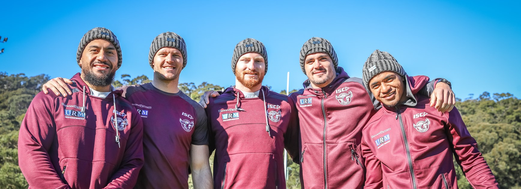 Sea Eagles encourage fans to Buy A Beanie