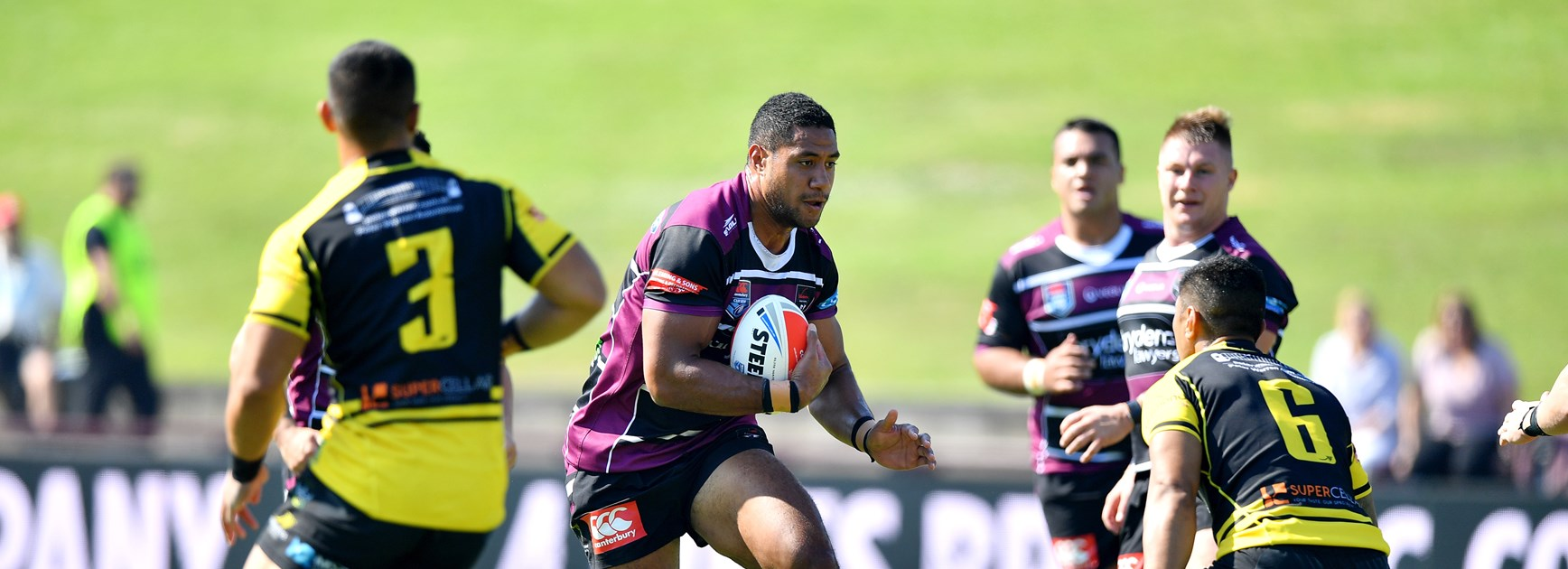 Blacktown Workers lose to Mounties in Canterbury Cup