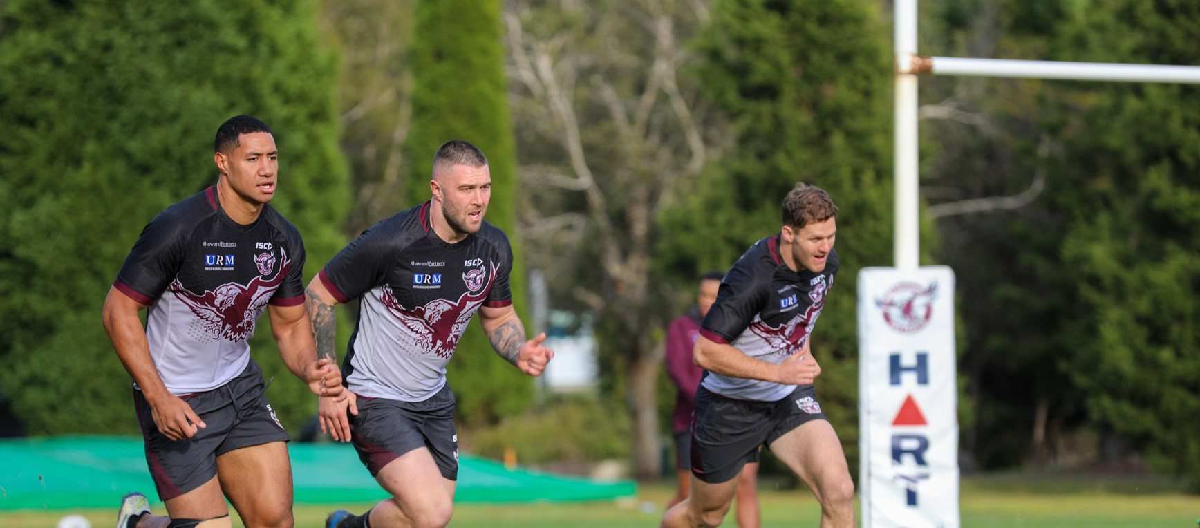 Gallery | Captain's Run ahead of Storm clash