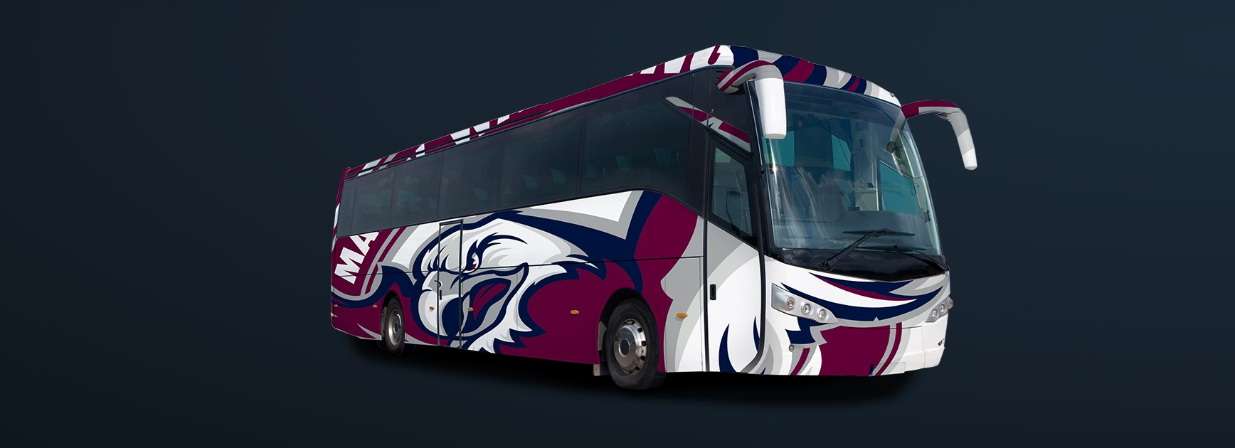 Supporter buses to ANZ Stadium