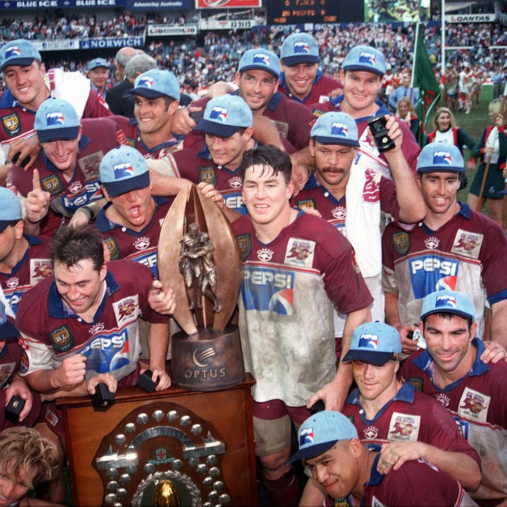 Flashback: Sea Eagles claim 1996 premiership title