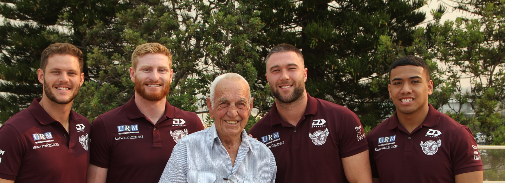 Sea Eagles proud to support Men of League function