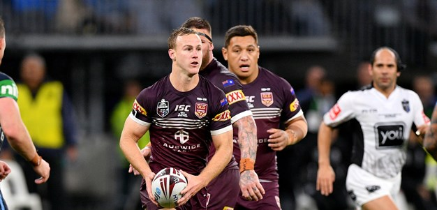 DCE hopes to channel Maroons spirit of 2001