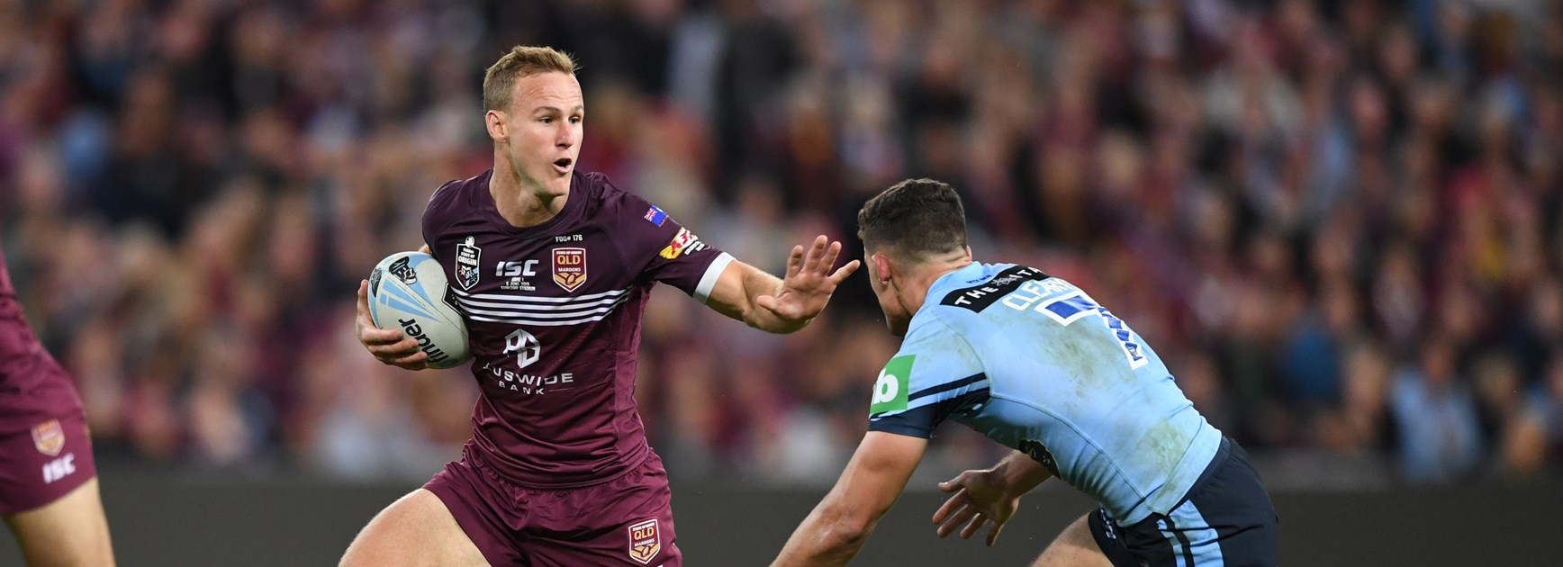 Cherry-Evans to lead Maroons in decider