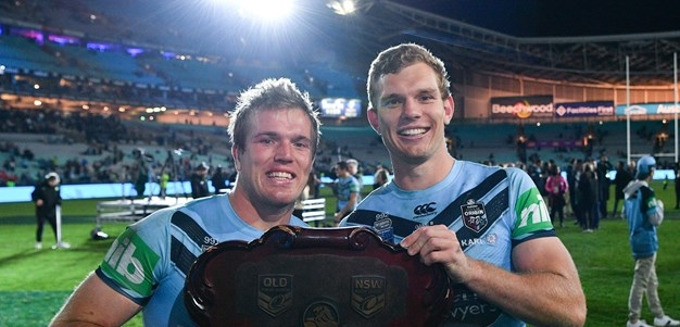 Trbojevic brothers named in NSW Blues extended squad
