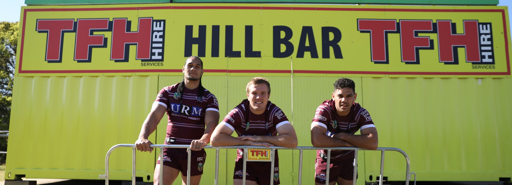 TFH backing Sea Eagles for another two years