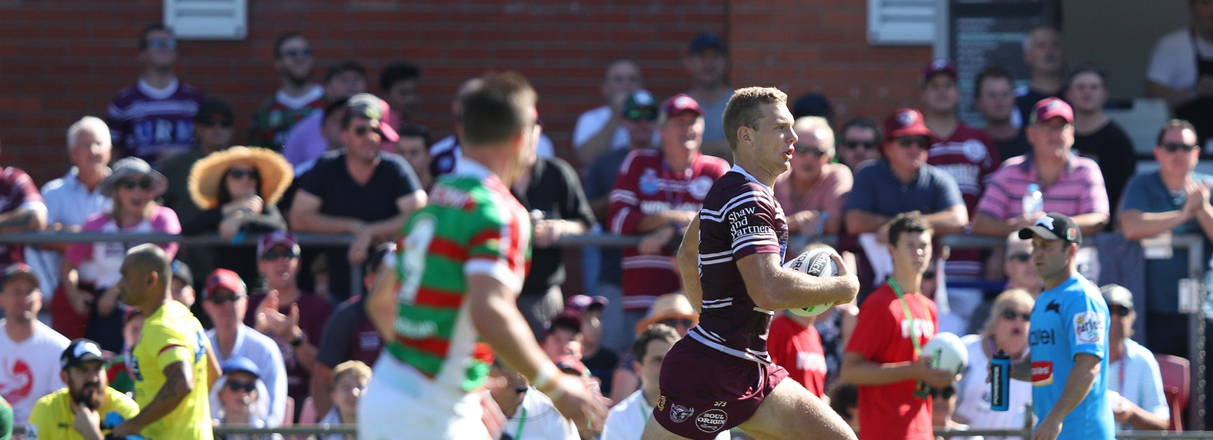 Sea Eagles Injury update | Tom Trbojevic