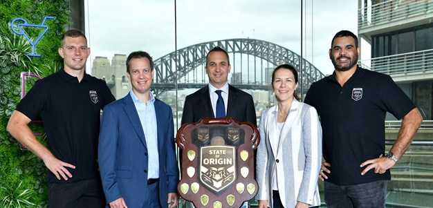 Ampol secures State of Origin naming rights
