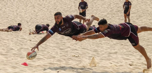 Hard sessions for Blacktown Workers Sea Eagles