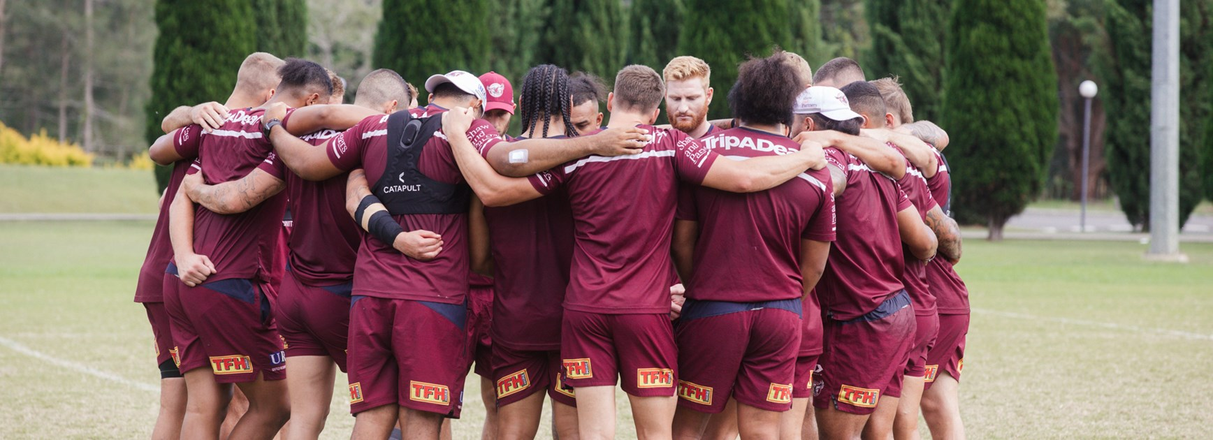 Sea Eagles squad cut for Knights match