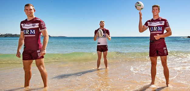 It's a new 'Dynasty' for the Sea Eagles!