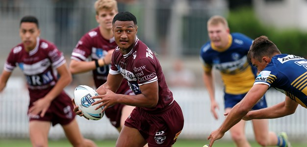 2021 Sea Eagles Junior Representative Fixtures