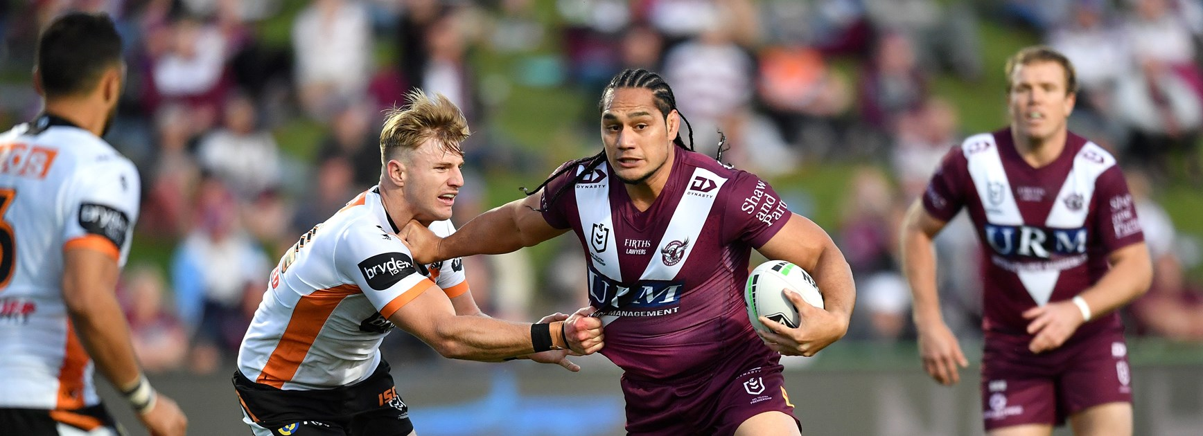 Tickets on sale now for NRL trial against Wests Tigers