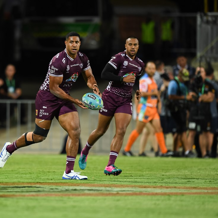 Injury update: Taniela Paseka