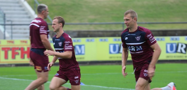 Sea Eagles team cut for Storm match