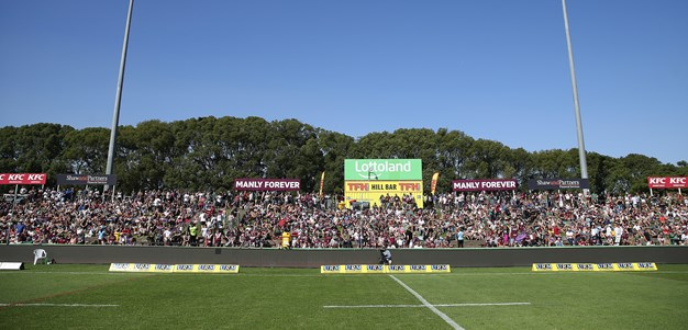 NRL clubs return to home venues
