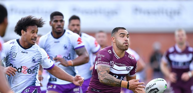 Sea Eagles lose 18-4 to Storm at Lottoland
