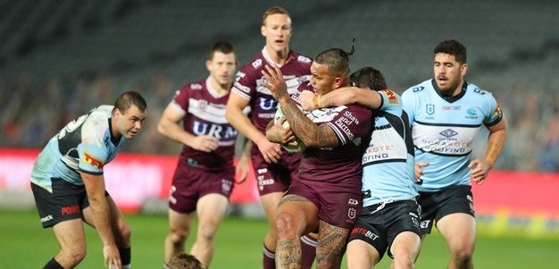 Sea Eagles suffer heavy loss to Sharks