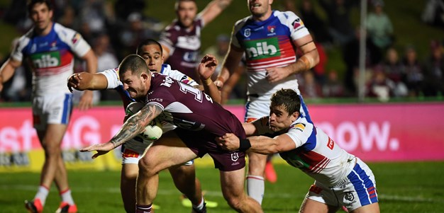 Sea Eagles suffer controversial loss to Knights