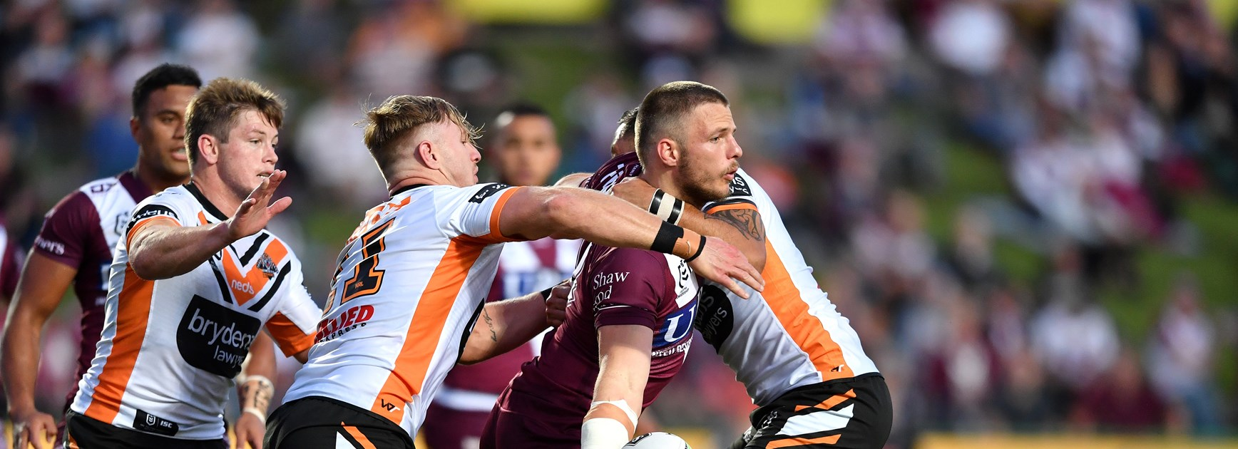 Sea Eagles suffer heart-breaking loss to Tigers