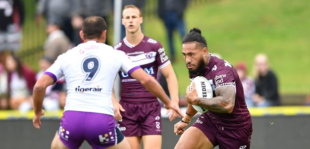 Match Highlights: Sea Eagles v Storm