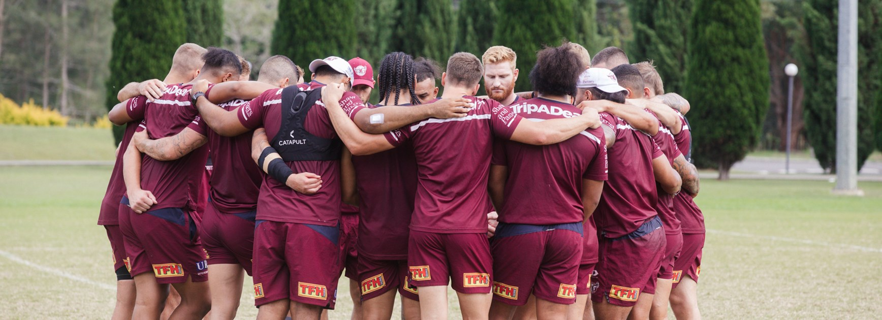 Sea Eagles squad cut for Eels match