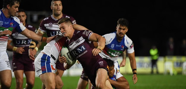 Match Highlights: Sea Eagles v Knights