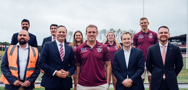 Sea Eagles ready to fly high with new Centre of Excellence