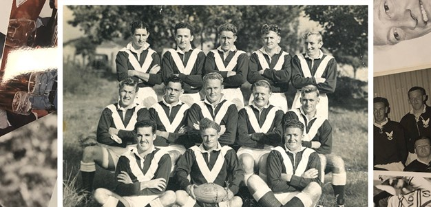75 years to the day of first Sea Eagles match