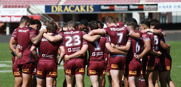Sea Eagles team to play Wests Tigers in Jersey Flegg