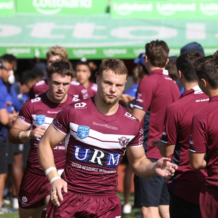 Sea Eagles team to play Knights