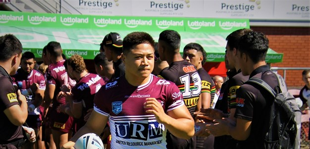Sea Eagles team to play Dragons in SG Ball