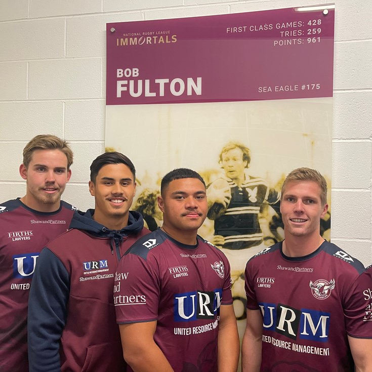 Sea Eagles ready for Grand Final Qualifiers