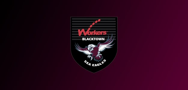 Blacktown Workers Sea Eagles team to play Wests