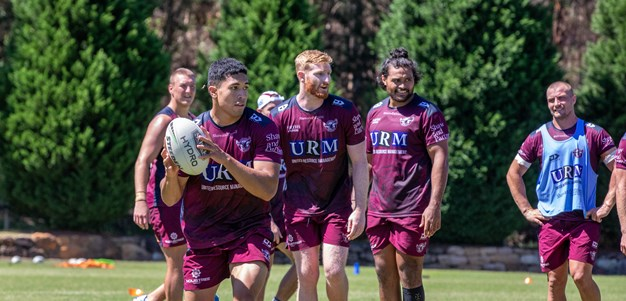 Tolu Koula enjoying rapid rise into Sea Eagles squad