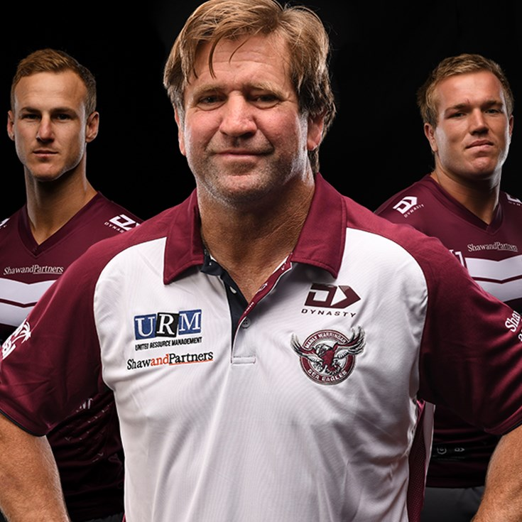 Sea Eagles squad cut for Panthers match