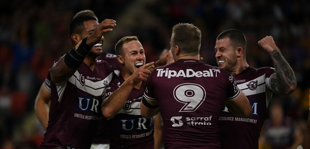 Sea Eagles shine in dominant win over Broncos