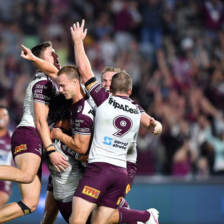 Cherry-Evans kicks field goal to secure Sea Eagles victory