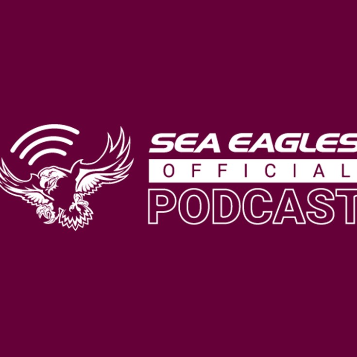 Sea Eagles Launch Official Podcast Channel