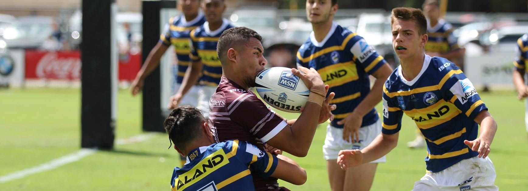 Manly gallant in 14-10 loss to Eels