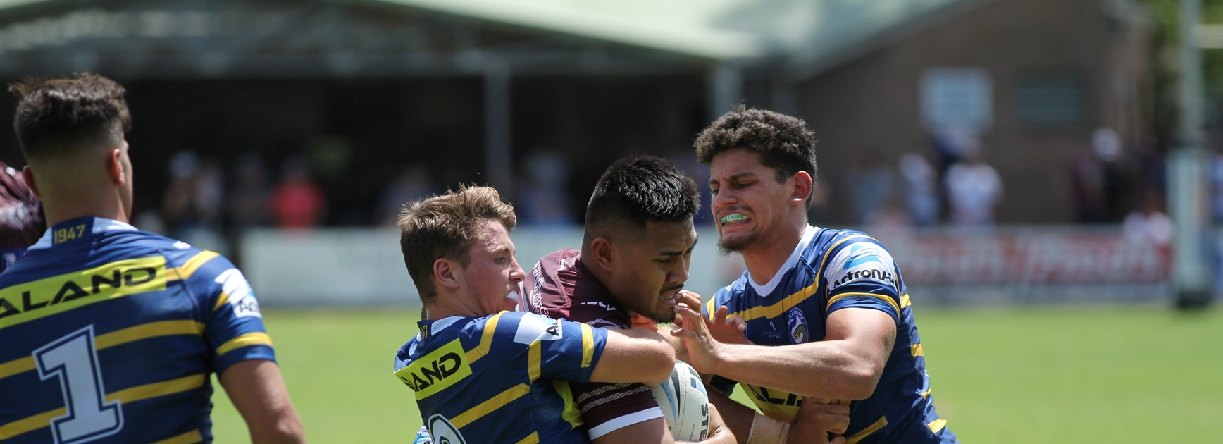 Manly lose 36-6 to Eels in SG Ball Cup